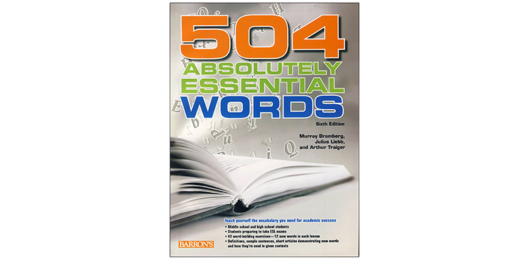 Absolutely essential words 504