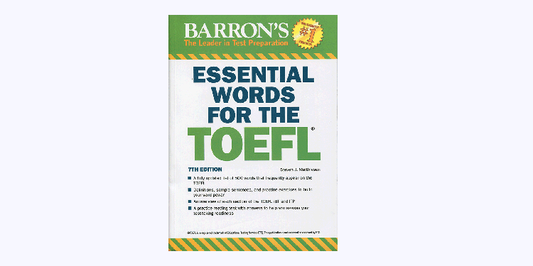 Essential Word for the TOEFL